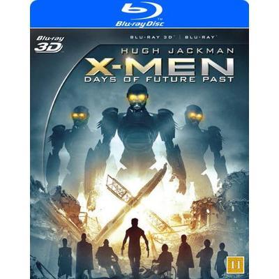 X-Men 5: Days of future past 3D (Blu-ray 3D + Blu-ray) (3D Blu-Ray 2014)