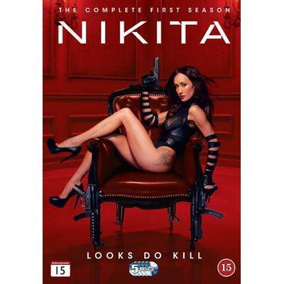 Nikita: Säsong 1 (5DVD) (DVD 2011)
