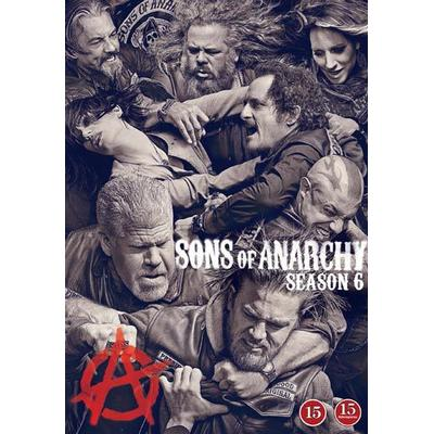 Sons of Anarchy: Säsong 6 (5DVD) (DVD 2013)