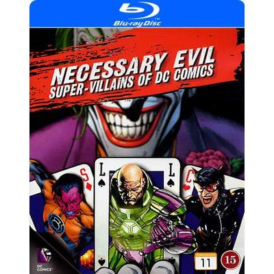 DC Necessary evil - Villains of DC Comics (Blu-ray) (Blu-Ray 2013)