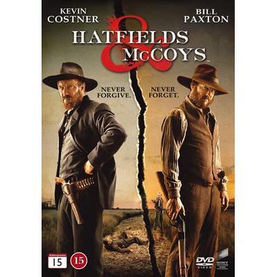 Hatfields & McCoys - Miniserien (2DVD) (DVD 2012)