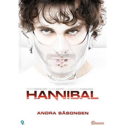 Hannibal: Säsong 2 (4DVD) (DVD 2013)