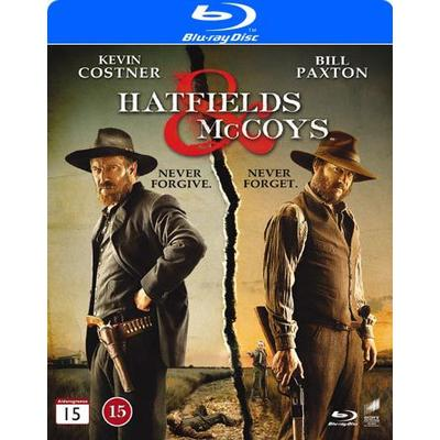 Hatfields & McCoys - Miniserien (2Blu-ray) (Blu-Ray 2012)