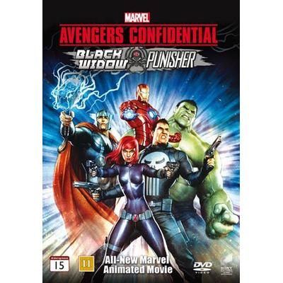 Avengers confidential: Black Widow & Punisher (DVD) (DVD 2014)
