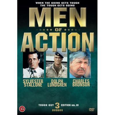 Men of Action: Action Heroes Vol III (3DVD) (DVD 2014)