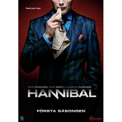 Hannibal: Säsong 1 (4DVD) (DVD 2013)