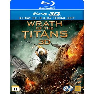 Wrath of the Titans 3D (Blu-ray 3D + Blu-ray) (3D Blu-Ray 2012)