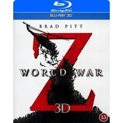 World War Z 3D (Blu-ray 3D) (3D Blu-Ray 2013)