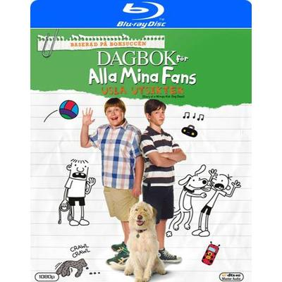 Dagbok för alla mina fans 3 (Blu-ray) (Blu-Ray 2012)