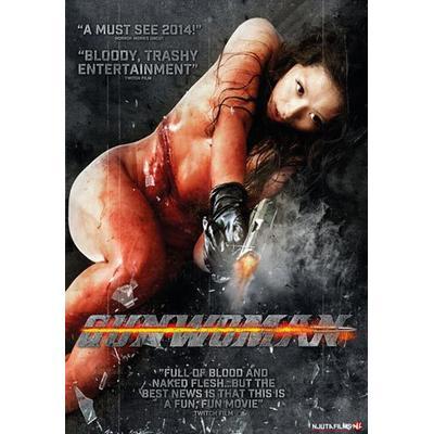 Gun woman (DVD) (DVD 2014)