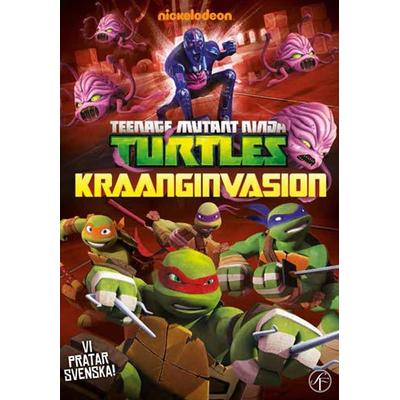 Teenage Mutant Ninja Turtles vol 3 (DVD) (DVD 2012)