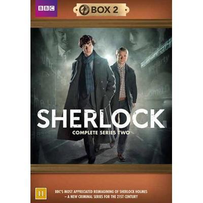 Sherlock Holmes: Box 2 (2DVD) (DVD 2011)