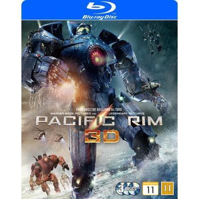 Pacific rim 3D (Blu-ray 3D + 2Blu-ray) (3D Blu-Ray 2013)