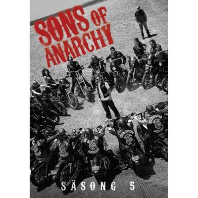 Sons of Anarchy: Säsong 5 (4DVD) (DVD 2012)