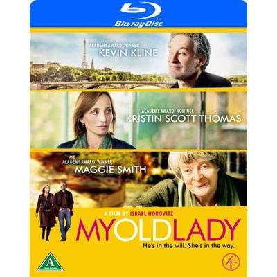 My old lady (Blu-ray) (Blu-Ray 2014)