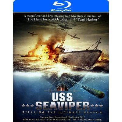 USS Seaviper (Blu-ray) (Blu-Ray 2013)