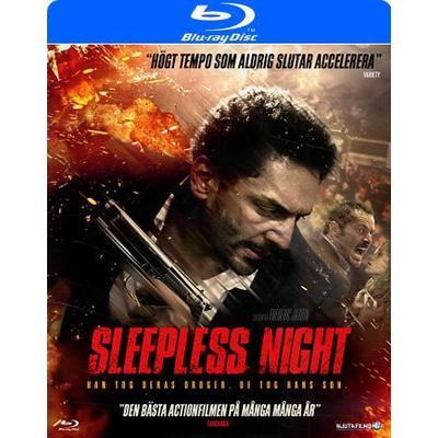 Sleepless night (Blu-ray) (Blu-Ray 2011)