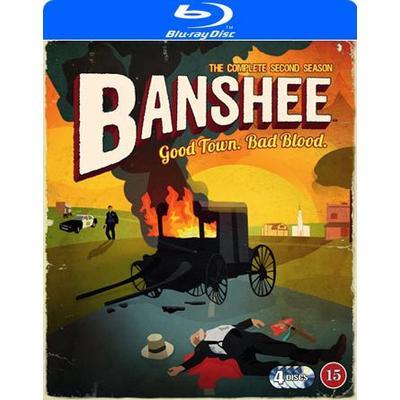 Banshee: Säsong 2 (4Blu-ray) (Blu-Ray 2014)