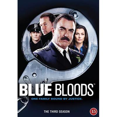 Blue bloods: Säsong 3 (6DVD) (DVD 2013)