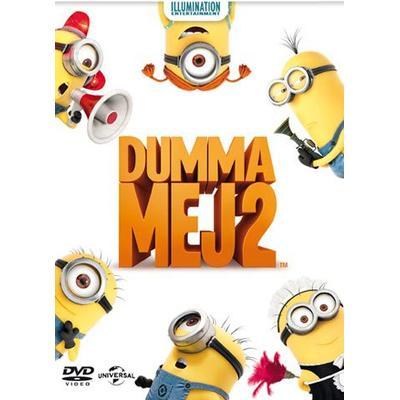 Dumma mej 2 (DVD) (DVD 2012)