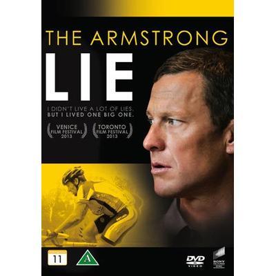 Armstrong lie (DVD) (DVD 2013)