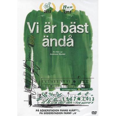 Vi är bäst ändå (DVD) (DVD 2014)