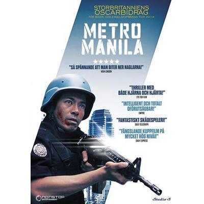 Metro Manila (DVD) (DVD 2013)