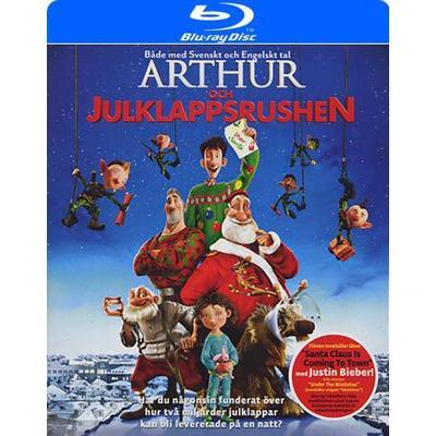 Arthur och julklappsrushen (Blu-ray) (Blu-Ray 2011)