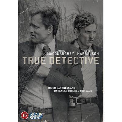 True Detective: Säsong 1 (3DVD) (DVD 2014)
