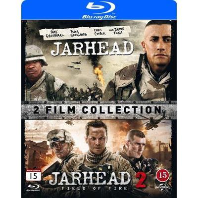 Jarhead + Jarhead 2: Field of fire (2Blu-ray) (Blu-Ray 2014)