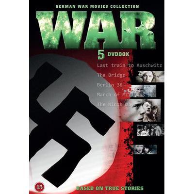 German war collection - 5 filmer (5DVD) (DVD 2014)