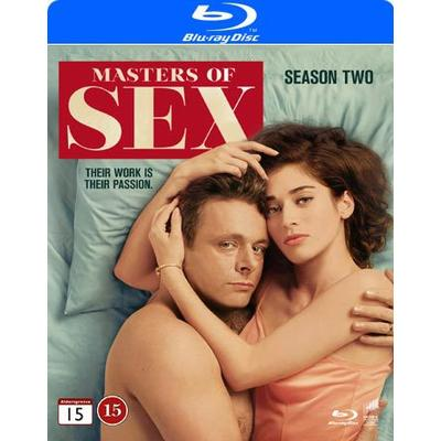 Masters of sex: Säsong 2 (4Blu-ray) (Blu-Ray 2014)