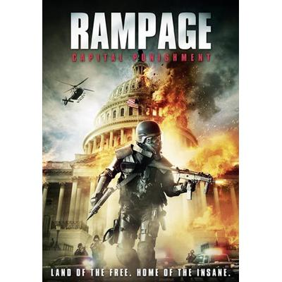Rampage (DVD) (DVD 2014)
