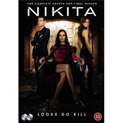 Nikita: Säsong 4 (2DVD) (DVD 2014)