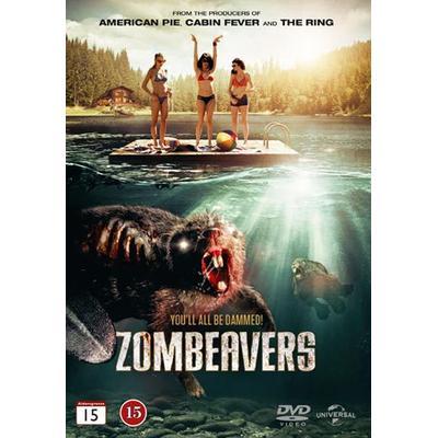 Zombeavers (DVD) (DVD 2014)