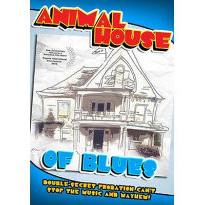 Animal House Of Blues (DVD) (DVD 2014)