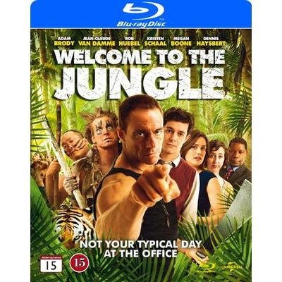 Welcome to the jungle (Blu-ray) (Blu-Ray 2013)