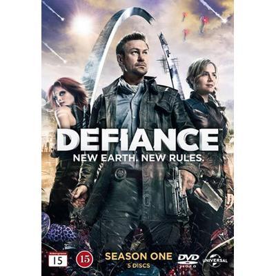 Defiance: Säsong 1 (5DVD) (DVD 2012)