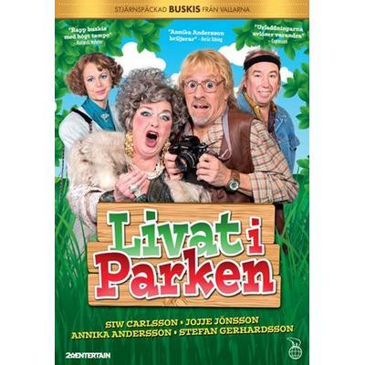 Livat i parken (DVD) (DVD 2013)