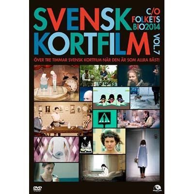Svensk kortfilm: Folkets bio vol 7 (DVD) (DVD 2014)