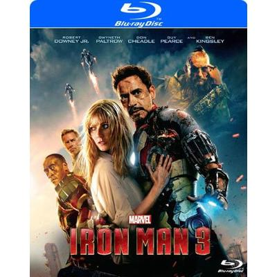 Iron Man 3 (Blu-ray) (Blu-Ray 2013)