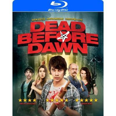 Dead before dawn (Blu-ray) (Blu-Ray 2014)