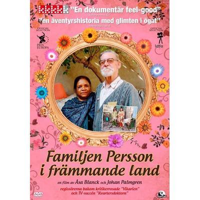 Familjen Persson i främmande land (DVD) (DVD 2013)