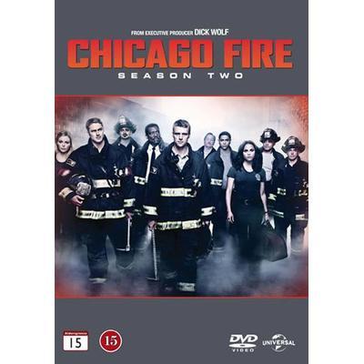 Chicago Fire: Säsong 2 (6DVD) (DVD 2013)