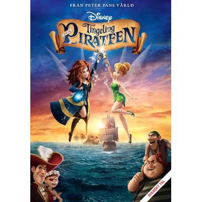 Tingeling 5: Piratfen (DVD) (DVD 2014)
