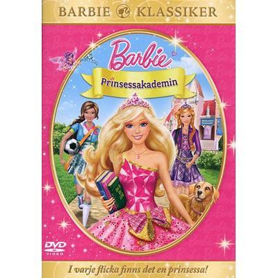Barbie: Prinsessakademin (DVD) (DVD 2011)