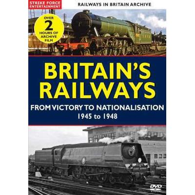 Britain's Railways From Victory To Nationalisat. (DVD) (DVD 2014)