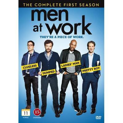 Men at work: Säsong 1 (2DVD) (DVD 2012)