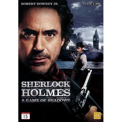 Sherlock Holmes 2: A game of shadows (DVD) (DVD 2011)