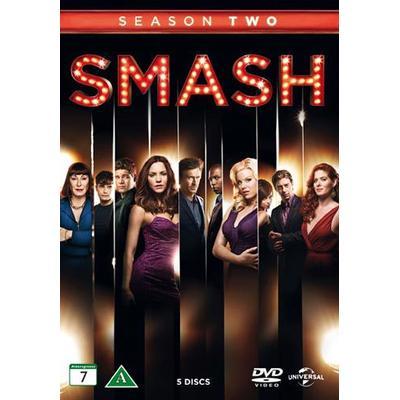 Smash: Säsong 2 (5DVD) (DVD 2013)